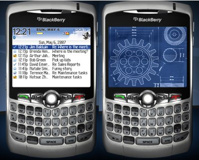Como descargar Facebook para Blackberry Curve 8310