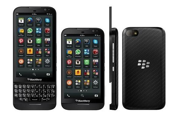 Como descargar Facebook para BlackBerry Z30