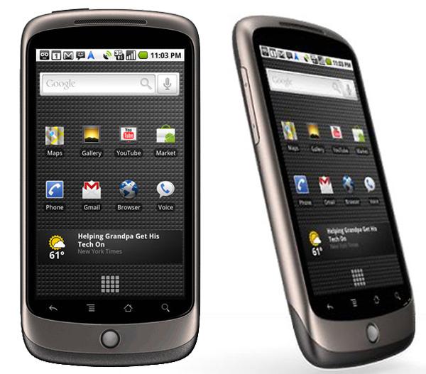 Como descargar Facebook para HTC Google Nexus One