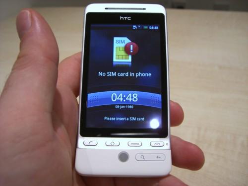 Como descargar Facebook para HTC Hero
